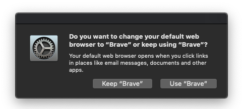 Silly macOS